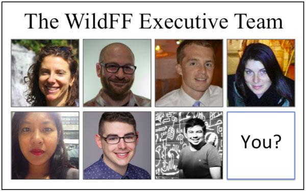 The WildFF Executive Team